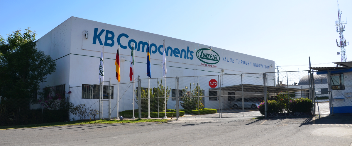 KB Components Puebla, Mexico